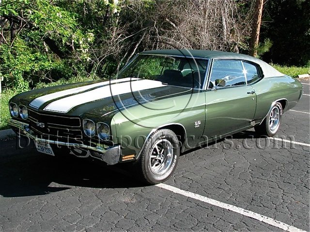 British Sports Cars car search / 1970 Chevrolet Chevelle