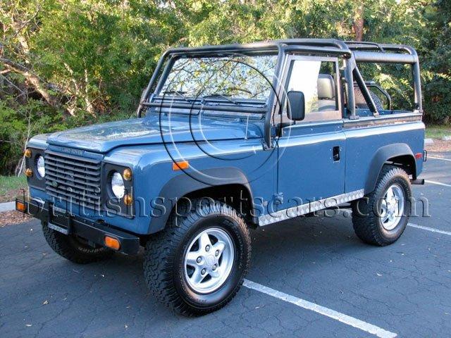 1994 Land Rover Land Rover
