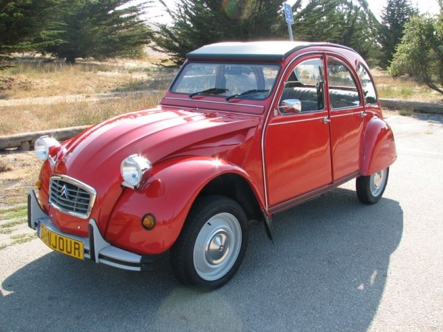 British Sports Cars car search / 1973 Citroen 2CV