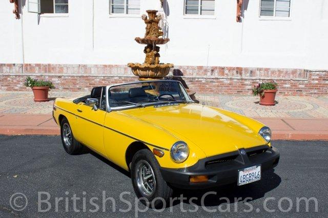 British sports cars 1979 mg mg for sale british for British motor cars san francisco