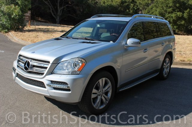 British Sports Cars car search / 2011 Mercedes-Benz GL 450