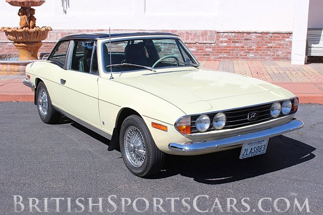 British Sports Cars car search / 1971 Triumph Stag