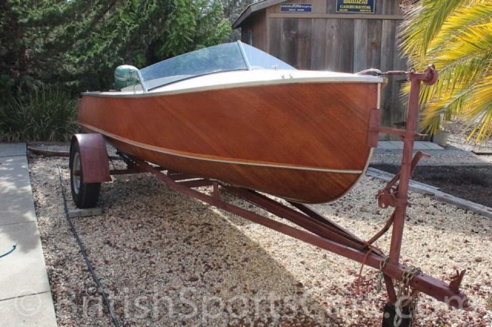 British Sports Cars car search / 1950 Sportscraft Speedboat  / British Sports Cars / San Luis Obispo / CA / 93401