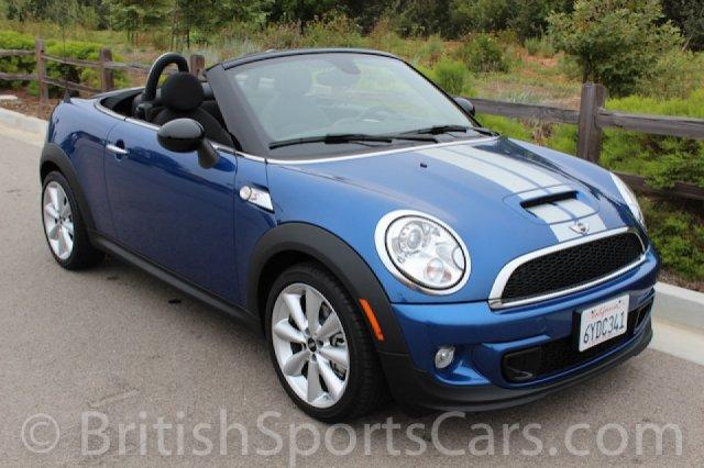 British Sports Cars car search / 2012 Mini Cooper S Roadster / British Sports Cars / San Luis Obispo / CA / 93401