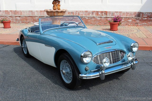 British Sports Cars car search / 1959 Austin Healey 100