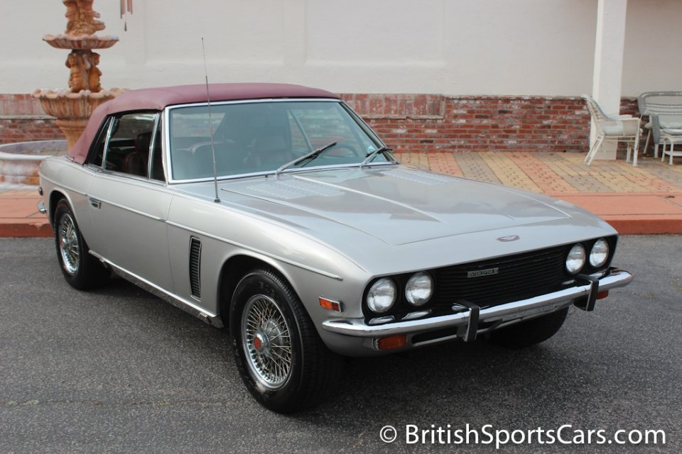 British Sports Cars car search / 1974 Jensen Interceptor
